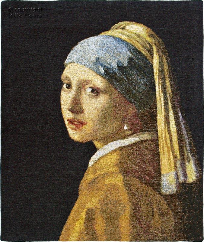 Вермеер: Девушка с жемчужной сережкой