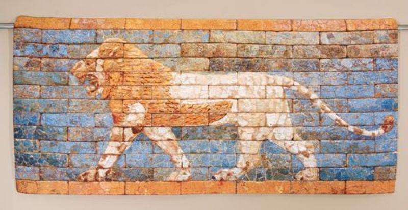 Лев - Навуходоносора II